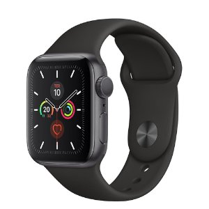 Apple Watch Series 5 - 44mm - Alumínio - Seminovo - 3 Meses de Garantia TudoiPhone