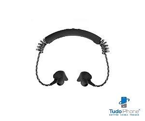 Fone de Ouvido Bluetooth Intra-Auricular c/ Microfone - Preto - Xtrax - Fit Move - 3 Anos de Garantia