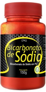 Bicarbonato de sódio CPK2 - Natural Science - 150g