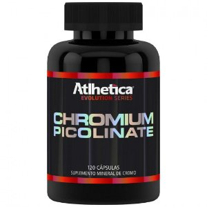 Chromium Picolinate 120 Cap - Athletica