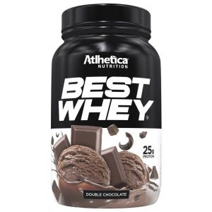 Best Whey 900g - Double Chocolate
