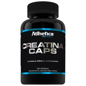 Creatin Pro Series 200 Caps - Athletica
