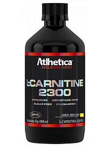 L Carnetina 400ml Abacaxi - Athletica