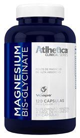 Magnesium Bisglycinate - Atlhetica - 120 cps
