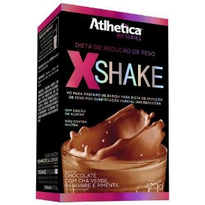 X-Shake 420g - Chocolate - Athletica
