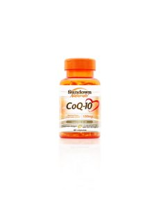 Coezima COQ10 100Mg - Sundown 40 Caps
