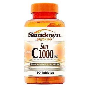 Vitamina C - Sundown - 1000MG c/ 180 Caps