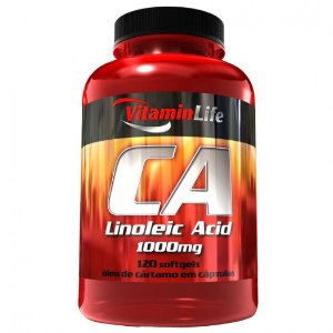CA Linoleic - Vitaminlife - 120 cáps