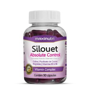 Silouet Absolute Control - Maxinutri - 90 cps