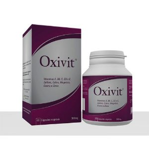 Oxivit - Catalmedic - 60 cps