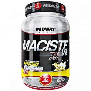 Maciste Vit 7500 Overall - 1,5 Kg - Sabor Baunilha - Midway