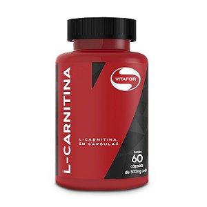 L-Carnitina - Vitafor - 60 cps