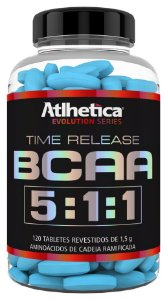 BCAA 5:1:1 TIME RELEASE (120 TABLETES)