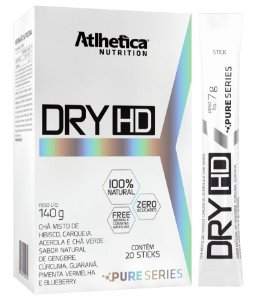 DRY HD 140g - Atlhetica - 20 sticks