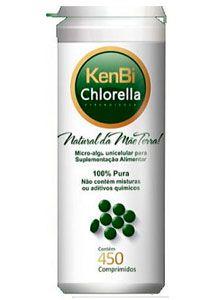 Chlorela Kenbi 450cp