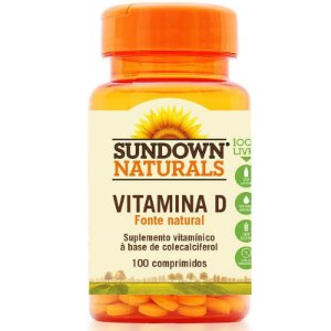 Vitamina D3 400UI - Sundown - 100 cps