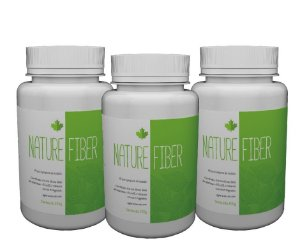 KIT 03 Unidades - Nature Fiber - Nutriscience