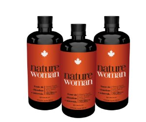 KIT 03 Unidades - Nature Woman - Nutriscience - 500ml