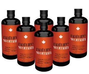 KIT 06 Unidades - Nature Woman - Nutriscience - 500ml