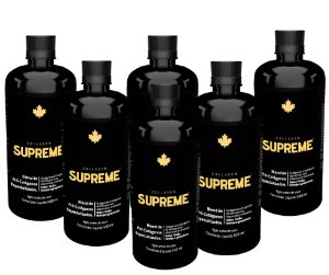 KIT 06 Unidades - Collagen Supreme - Nutriscience - 500ml
