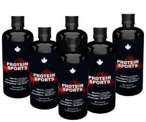 KIT 06 Unidades - Protein Sports - Nutriscience - 500ml