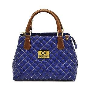 Bolsa Estruturada Tiracolo - 5293 - Azul