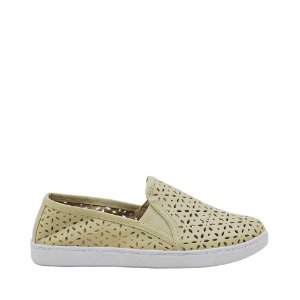 Tênis Slip On - Off White - 501