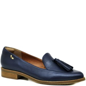 Oxford Bico Redondo - 30005 - Azul