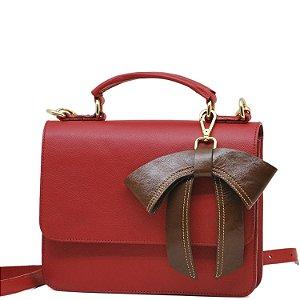 Bolsa Transversal - 10332 - Vermelho