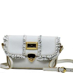 Bolsa Transversal - 10362 - Branca