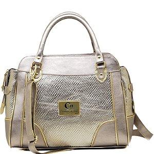 Bolsa Estuturada - 10355 - Prata Velho