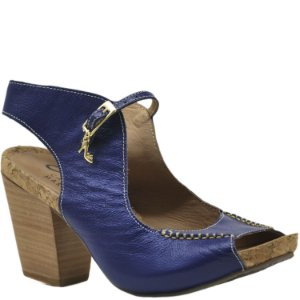 Sandália Anatômica Confortável - 3900 - Azul