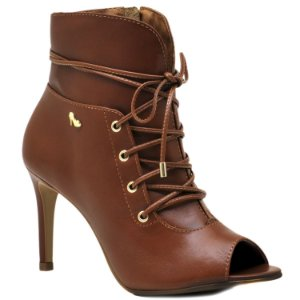 Sandália Open Boot - 95052 - Tan