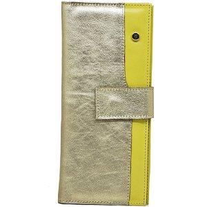 Carteira Grande - Ouro/Amarelo - 133