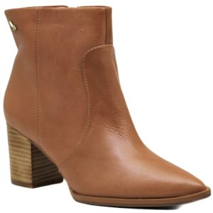 Bota Ankle Boot - Caramelo - ST 90604