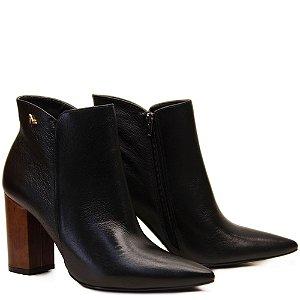 Bota Ankle Boot - Preta - ST 2060508