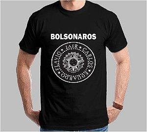 Camiseta Bolsonaros