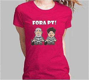 Camiseta Fora PT