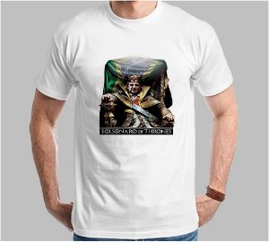 Camiseta Bolsonaro of Thrones (Super Econômica!!!)