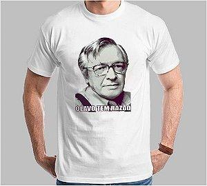 Camiseta Olavo Pop (Super Econômica!!!)