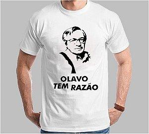 Camiseta Olavo de Carvalho (Super Econômica!!!)