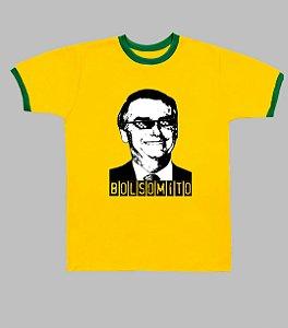 Camiseta do Brasil Bolsomito