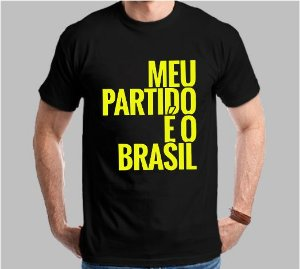 MEU PARTIDO É O BRASIL (Versão 2)