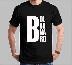 Camiseta Bolsonaro B Grande