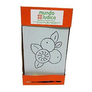 Kit Pintura Laranjas MLP05 - Mundo Ludico