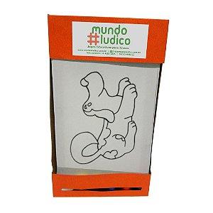 Kit Pintura Cachorro MLP06 - Mundo Ludico