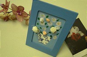 Kit Flores da Arte - Faça Memórias Em Casa MLFM04
