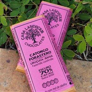 Chocolate Lasevicius - Catongo Forastero 70%