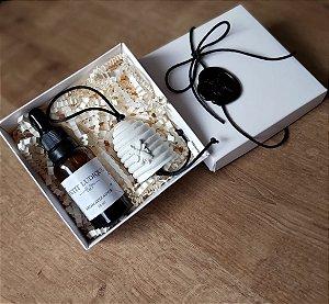 Kit Colmeia Semear - Difusor + Oleo Essencial Lavanda