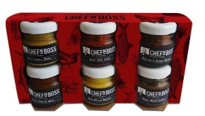 Kit Six Pack - Chef N' Boss